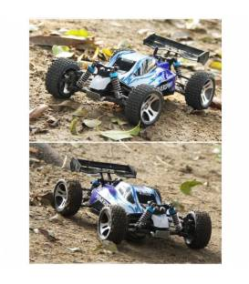 Coche eléctrico RTR 1/18 BUGGY 4WD 2.4GHZ WLTOYS